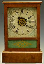 Waterbury Shelf Clock