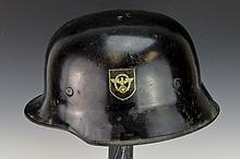 German WWII Civil Helmet