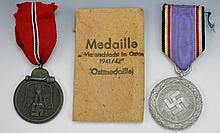 German WWII Medal Grouping