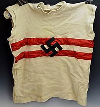 German WWII Athletic Shirt
