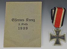 WWII German Iron Cross
