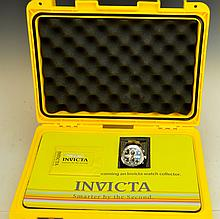 Invicta Pro Diver Watch and Carrying Case