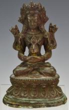 Indian Bronze of Parvati