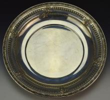 Wallace Sterling Silver Repousse Bowl