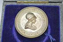 1921 Parker Medal