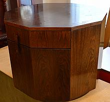 Harvey Probber Rosewood End Table