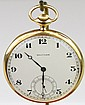 14k Gold Waltham Pocketwatch