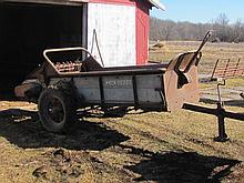 John Deere mod 40 manure spreader