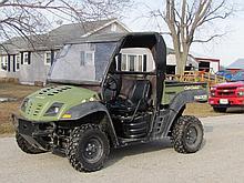 2008 Cub Cadet Tracker SE 645 Edition