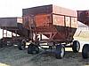 Parker 200 bushel gravity flow wagon