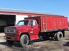 1970 Chevrolet C70 2 ton grain truck