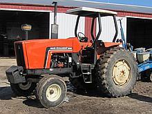 1985 Allis Chalmer 6080 tractor