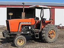 1984 Allis Chalmer 6060 tractor