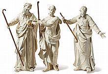 Pinzel, Johann Georg - zugeschrieben?Drei Apostel?(1761 gest.) Im Kontrapos