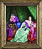 Bildplatte Kleopatra und die Schlange -
