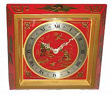 Chelsea Clock Co., Boston, Mass., for Tiffany