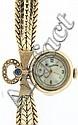 Lucien Picard, Switzerland, lady's bracelet watch,