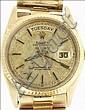 Rolex Watch Co., Switzerland, President, ref.