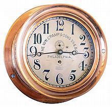 Chelsea Clock Co., Boston, Mass., for