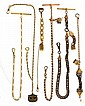 Chains and Fobs- 13 (Thirteen), an assortment of
