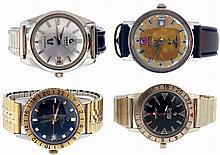 Wrist watches- 4 (Four): Two Rado, a