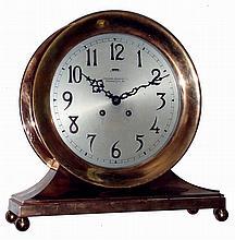 Chelsea Clock Co., Boston, Mass., 8 1/2