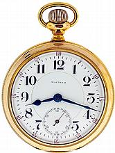 American Waltham Watch Co,, Waltham, Mass.. model 1892