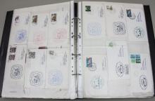 Ordner 330 Schiffsbriefe/Schiffsbelege/330 Letters, 1970er und 80er Jahre