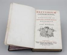Breviarium Cisterciense, 1754