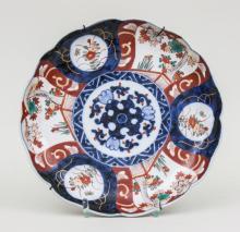 Imari-Teller/ Imari Plate, Japan, um 1900