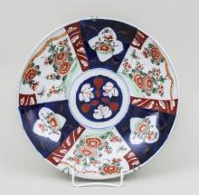 Imari-Schale/ Imari Plate, Japan, um 1900