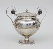 Zuckerdose Epoche Restauration/ Sugar Bowl, Paris um 1809-1819