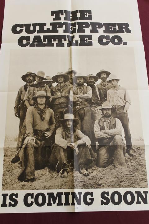 Poster - Culpepper Cattle Company - Pre-Release - 27x41