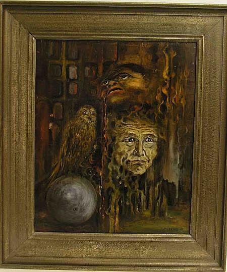 Gérard, Paul (geb. 1931, Brüsseler Maler,