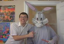 AVGN Episode Bugs Bunnys Birthday Blowout Costume