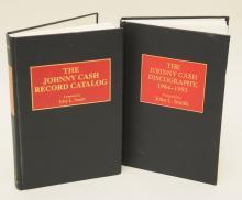 Vol I & II John L Smith Johnny Cash Record Catalog
