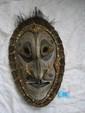 New Guinea Mask Sepik, 1950-60s Towanda estate