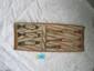 Austrailain bark painting by Johnny Mundurrug Mundurrug