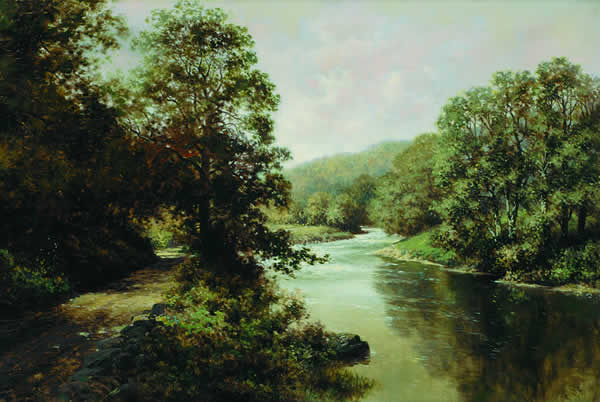 MILTON H. LOWELL American (1848-1927)