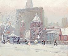 JOHANN BERTHELSEN, American (1883-1972),