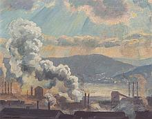 EVERETT LONGLEY WARNER, American (1877-1963),