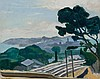 ALBERT MARQUET, French (1875-1947), Le Chemin de Fer a L'Estaque, oil on canvas, signed