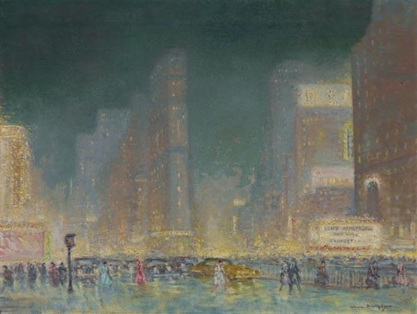 JOHANN BERTHELSEN American (1883-1972)