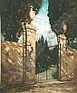 BECKWITH, JAMES CARROLL American (1852-1917)