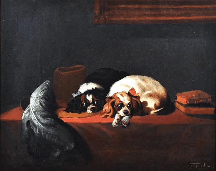 Frederick Hall After Landsier (1860 - 1948) 'The