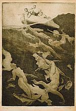 Norman Lindsay (1879-1969) The Quest, c. 1913