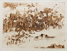 Fred Williams (1927-1982) You Yang Pond, 1963-64
