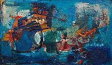 Margo Lewers (1908-1978) Abstract