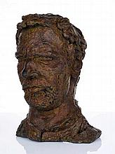 Sir Jacob Epstein (British, 1880-1959) Self-portrait with a Beard