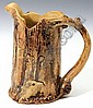 William Ricketts Milk Jug, dated 1936 Earthenware